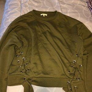Tops - Crew neck sweater